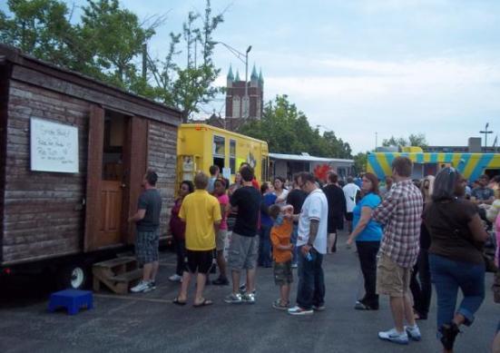 Food Truck Fest Indianapolis Murat